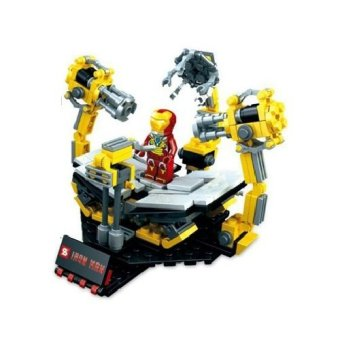 Harga Sheng Yuan SY304 Iron Man Bricks