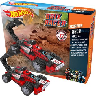 Harga EMCO Hot Wheels Brix Racer - Scorpion