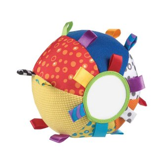 Harga Playgro My First Loopy Loop Chime Ball