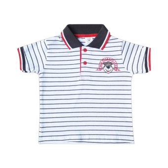 MacBear - Baju Anak - HELLO POLO - MARCO STRIPES