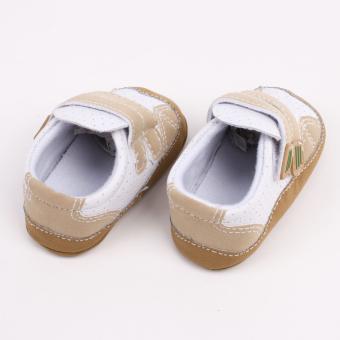 Sepatu Anak PU Kulit Sepatu Kets Untuk Laki Dan Perempuan Dengan Perahu Slip Pada Satu-