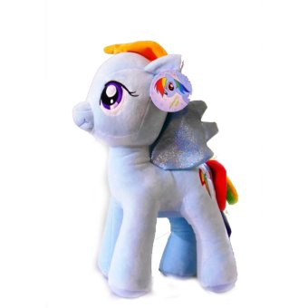 Harga Little pony 22cm Rainbow dash