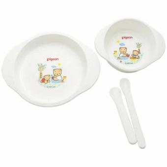 Harga Pigeon Mini Feeding Set