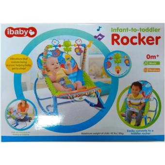 Harga Infant to Todder Rocker iBaby