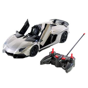 Harga OTOYS Mainan Mobil RC EV-857542 Racing Car With Remote Controller - Silver