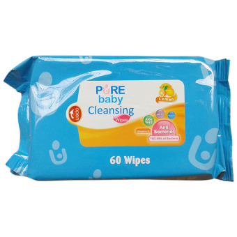 Harga Pure Baby Tissue Cleansing Lemon - VAP002