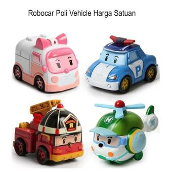 Harga MAO Robocar Poli Vehicle