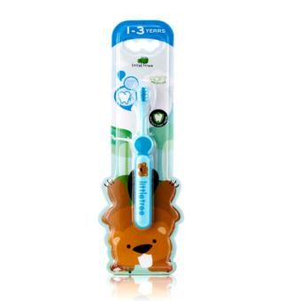 Harga Little Tree Toothbrush_1-3 Years