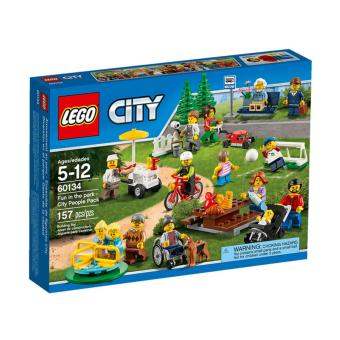 Harga Lego City 60134 Fun in The Park - City People Pack