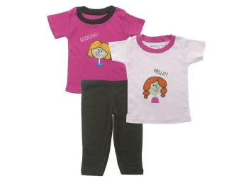 Harga Bearhug 3-Piece Set For Baby Girl - Good Day