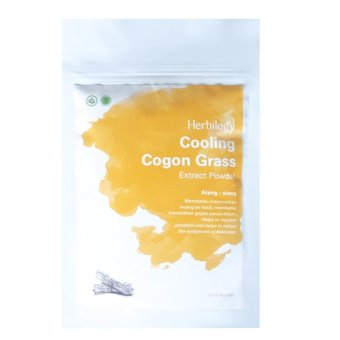 Harga Herbilogy Cogon Grass (Alang-alang) Extract Powder 100g-Kids Friendly