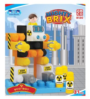 Harga Emco Mighty Brix ECO-BOT