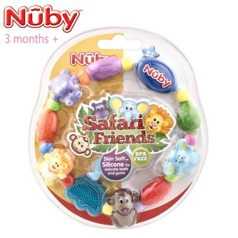 Harga Nuby Safari Loop Teether