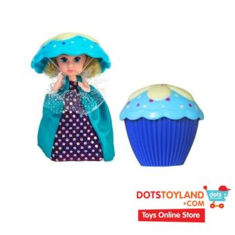 Harga Emco Cupcake Surprise Dark Blue (Peanut Butter) - Boneka