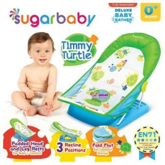 Harga Sugar Baby Deluxe Baby Bather New Motif