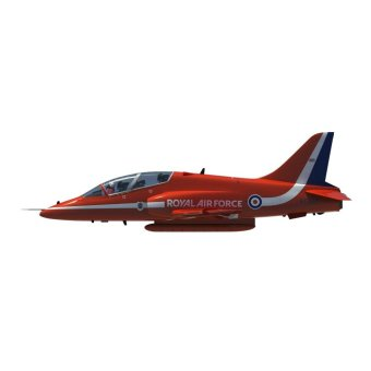 Harga Airfix A02005 1:72 Scale BAe Red Arrows Hawk Military Aircraft Classic Kit Series 2 - intl