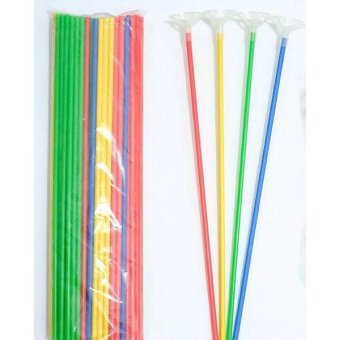 Harga Stick Balon Latex 25 Pcs