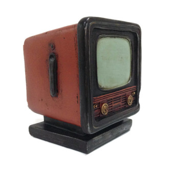 Harga Atria Vintage TV Money Bank /Celengan