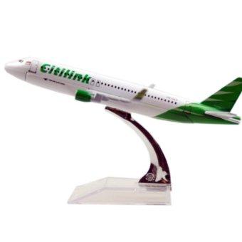 Mainan Koleksi Miniatur Pesawat Citilink