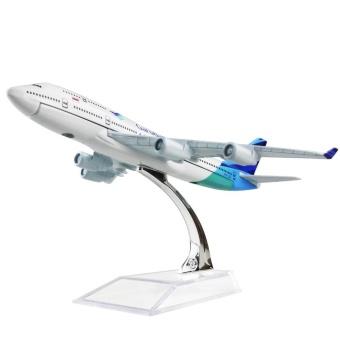 Kenz Mainan Anak Airbus Pesawat Garuda Indonesia Daftar Harga Source · Airplane Garuda Indonesia B747 400