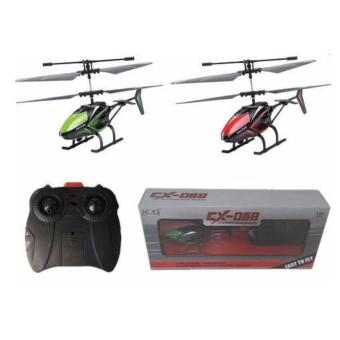 Harga RC Helicopter CX-068 2 Channel USB Cable + Remote Cable
