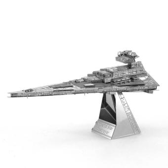 Harga Fascinations Metal Earth Star Wars Imperial Destroyer
