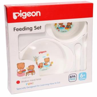 Harga Pigeon Mini Feeding Set 6M+
