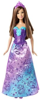 Harga Barbie Fairy Tale Princess - Ungu