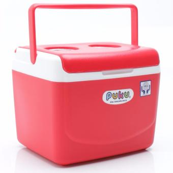 Harga Puku 30504 I-Cool Cooler Box - Red