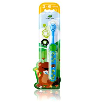Harga Little Tree Toothbrush_3-6 Years