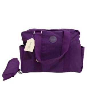 Harga Baby Scots Platinum - Mommy Bag 59 - Ungu