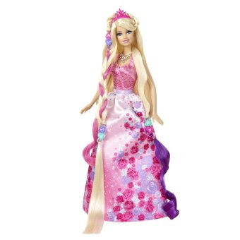 Harga Barbie Cut and Style Princess - BCP41