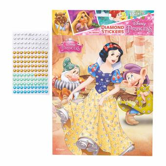 Harga Disney Princess Diamond Sticker