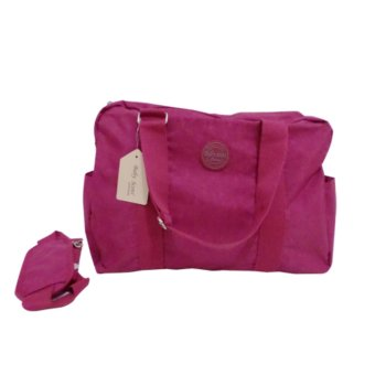 Harga Baby Scots Platinum - Mommy Bag 59 - Pink