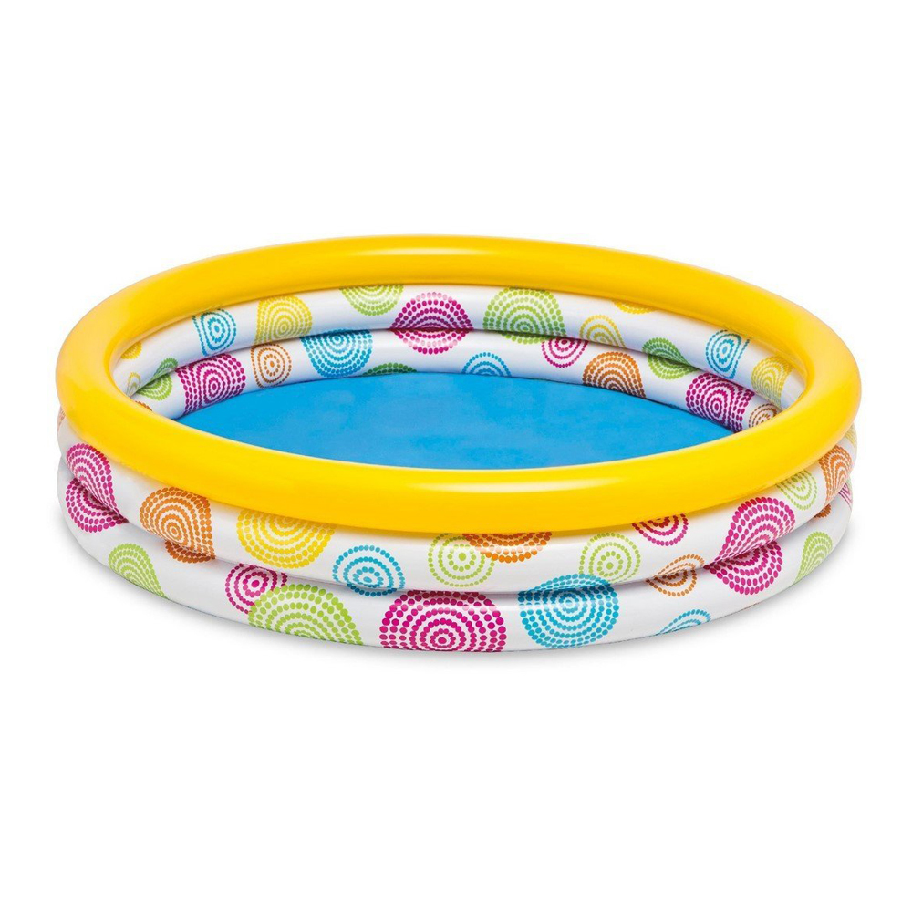 Anggaran Terbaik Intex Kolam Renang Anak Wild Geometry Pool Smiley Giraffe Baby 57105 Cheap Online 59419np