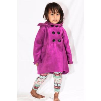 Jaket Blazer Anak Perempuan Usia 1 - 4 Tahun - 4 .