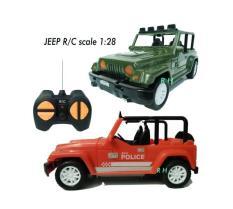 JCH Mainan Anak Mobil Jeep Remot Control