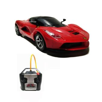 JCH Mainan Mobil R/C TOP SPEED scala 1:24