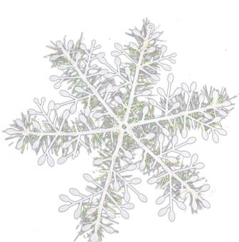 Jetting Buy 3 buah putih salju menghiasi pohon Natal dekorasi rumahFestival - ???? ?????? - 2