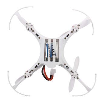 JJRC H8 Mini Drone untuk Pemula dengan Fitur Headless Warna Putih - 2