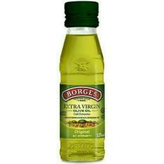JNC Minyak Zaitun Borges Extra Virgin Olive Oil 125 ml MPASI
