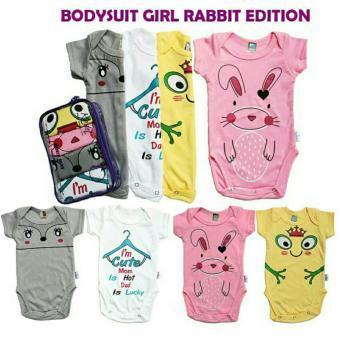 Kazel Celana Pop Daftar Harga Terbaru dan Terupdate Indonesia Source · Kazel Bodysuit Jumper Bayi Motif Rabbit Edition 4in1 Size XXL