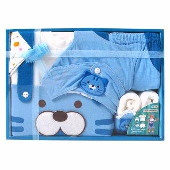 Kiddy Baby Set KD11154 - Blue