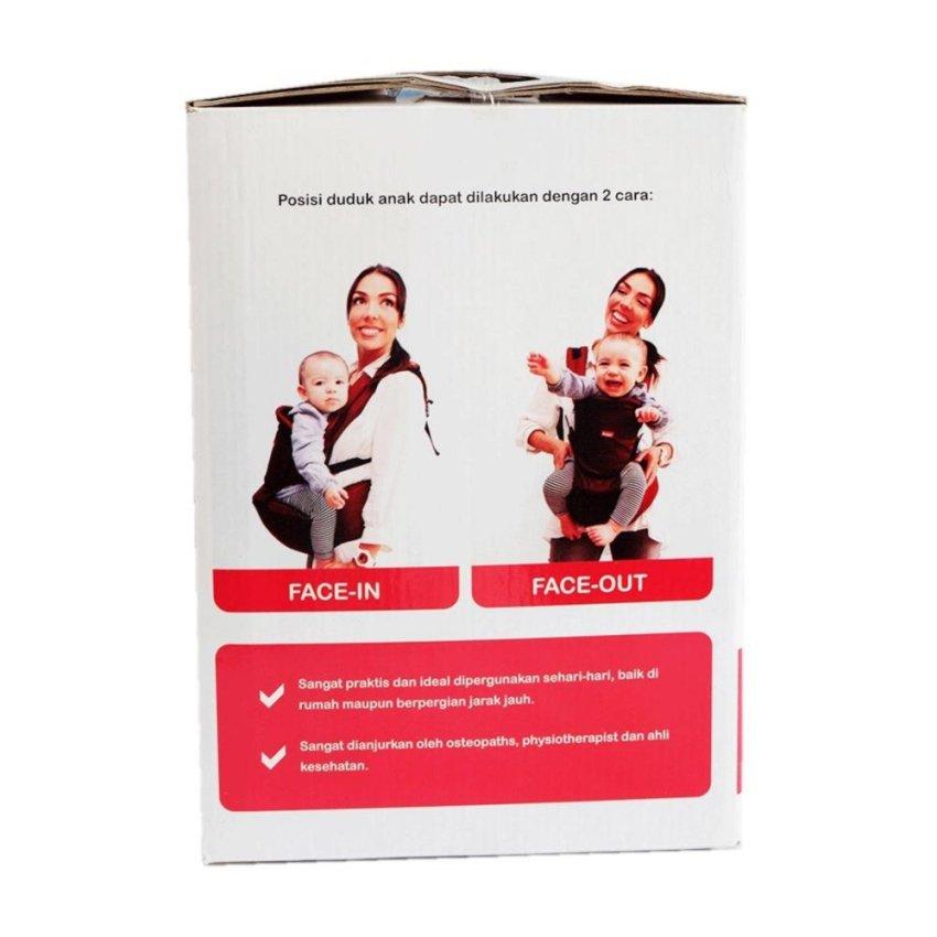 2eec1101229 BABY LEON ADJUSTABLE GENDONGAN BAYI MODERN 100% Catton   Katun   selendang   sling