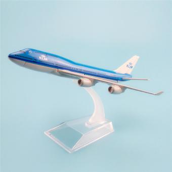KLM Royal Dutch Airlines 1/400 by Air Craft Model
