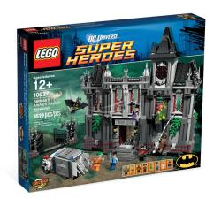 LEGO SUPERHEROES 10937 Batman Arkham Asylum Breakout