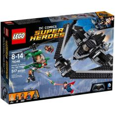 LEGO SUPERHEROES 76046 Heroes of Justice Sky High Battle