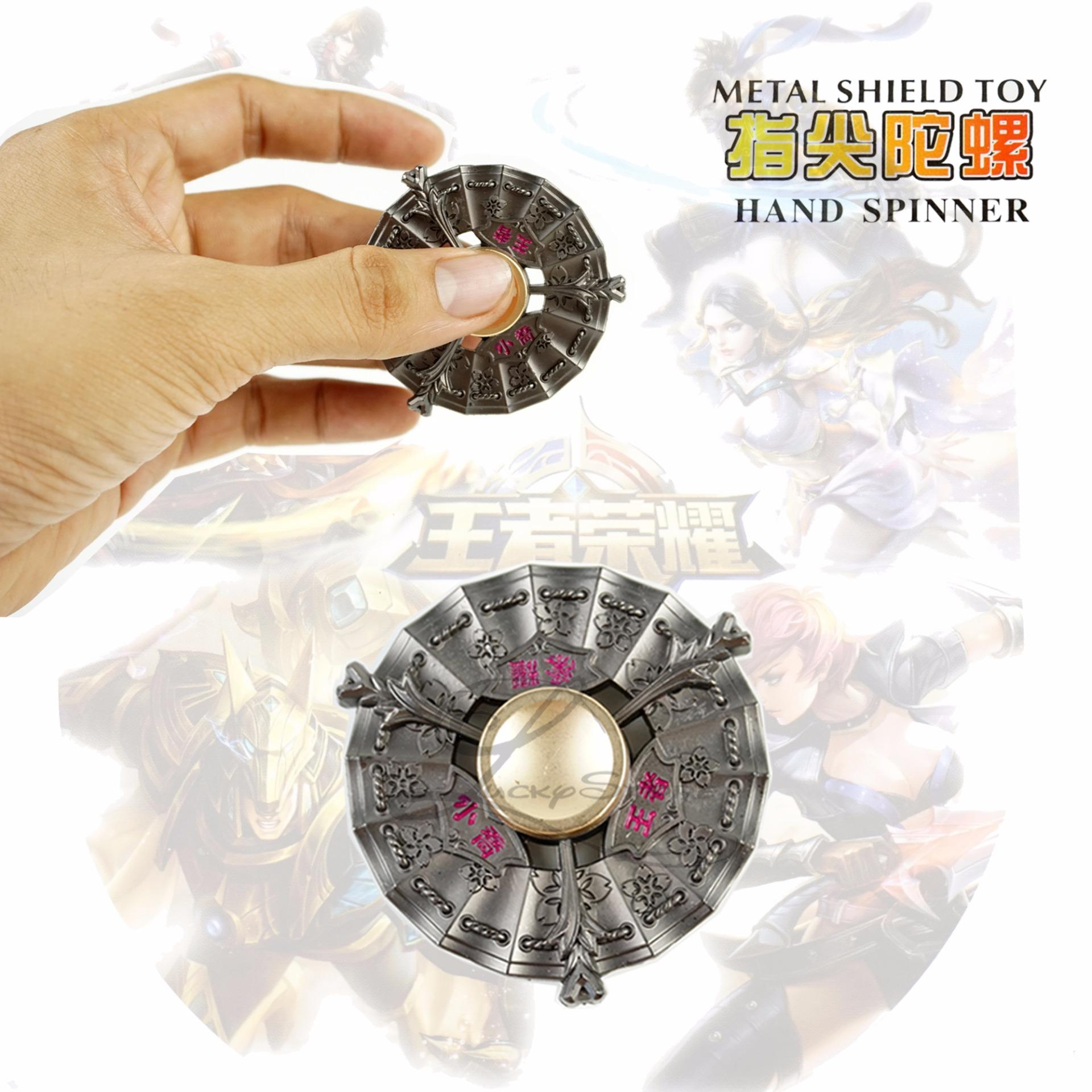 Lucky - Fidget Spinner Hand Spinner Overwatch Dragon Monkey King Pirate Sword Naruto Bat-Man