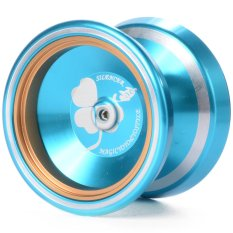 Magic YOYO M001 Yoyo Ball Alloy Aluminum (Blue)