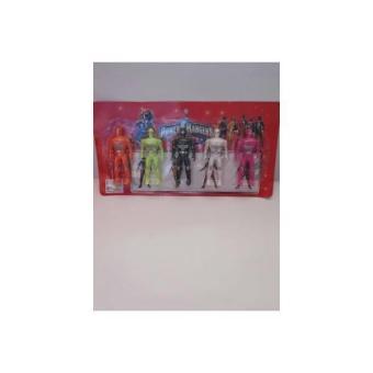 Main Robotan Power Rangers Set/Powers Rangers Isi 5